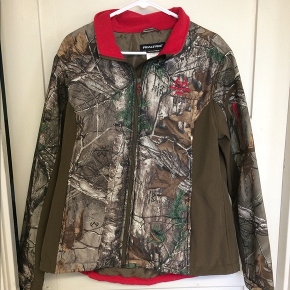 Realitee Clothing Jackets & Blazers - Women's Real Tree Coat